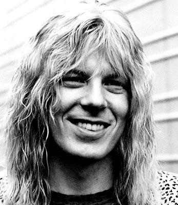 Michael McKean as lead singer and co-lead guitarist David St. Hubbins in This Is Spinal Tap