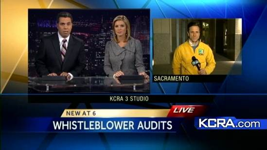 Whistle-blowers alert auditor of possible bribes at City Hall