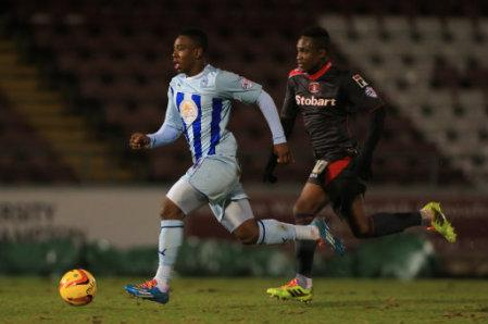 Soccer - Sky Bet League One - Coventry City v Carlisle United - Sixfields Stadium