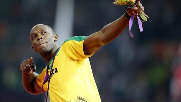 Bolt: I want to do the long jump