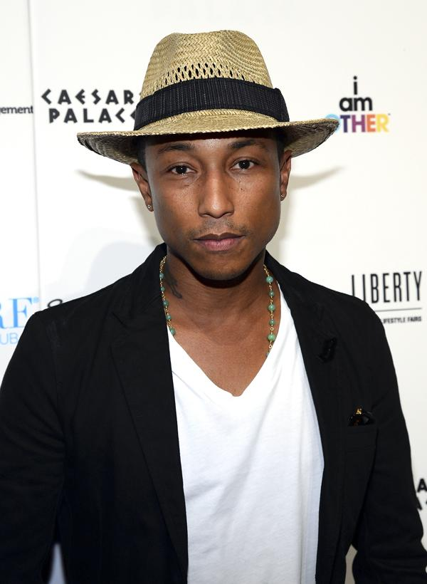 Pharrell Williams and NFL Star Ray Lewis Team for Mixtape