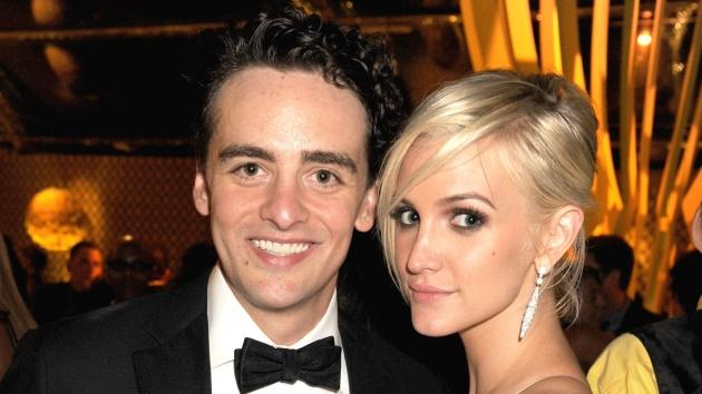 Vincent Piazza and Ashlee Simpson attend HBO's Official Emmy After Party at The Plaza at the Pacific Design Center in Los Angeles on September 23, 2012  -- Getty Premium