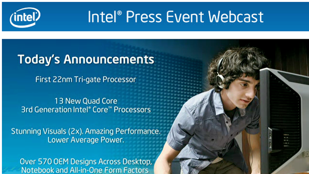 Intel Core Processors May Soon Get Less Power Hungry
