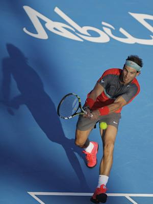 Nadal, Murray open seasons with wins on NYE