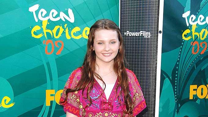 Breslin Abigail Teen Choice Aw