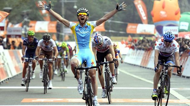 Francesco Gavazzi, Tour of Beijing, stage 3