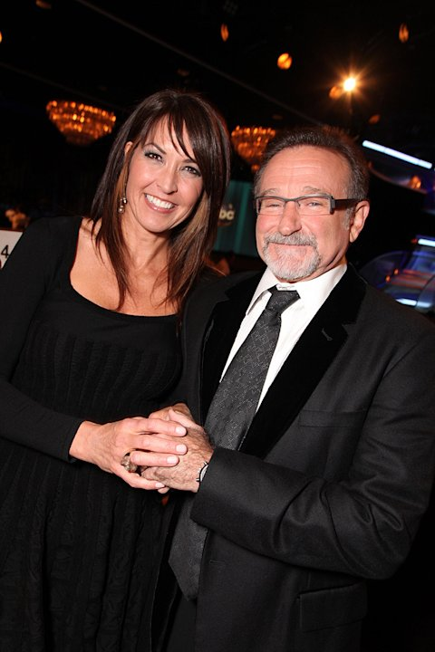 24th American Cinematheque Annual Gala 2010 Susan Schneider Robin Williams