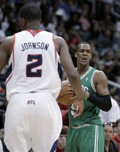 Rondo tirade could mean double loss for Celtics