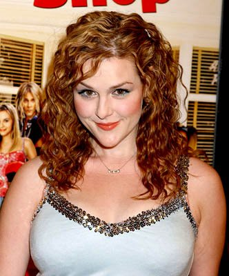 Sara Rue at the LA premiere of MGM's Beauty Shop