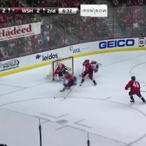 Mike Green Hit on Brad Malone (13:29/2nd)