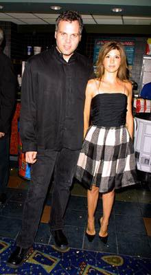 Premiere: Vincent D'Onofrio and Marisa Tomei at the New York premiere of IFC Films' Happy Accidents - 8/22/2001
