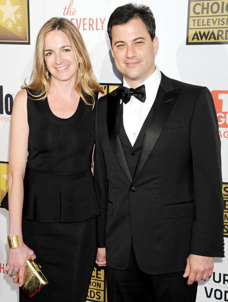 Jimmy Kimmel Is Engaged!