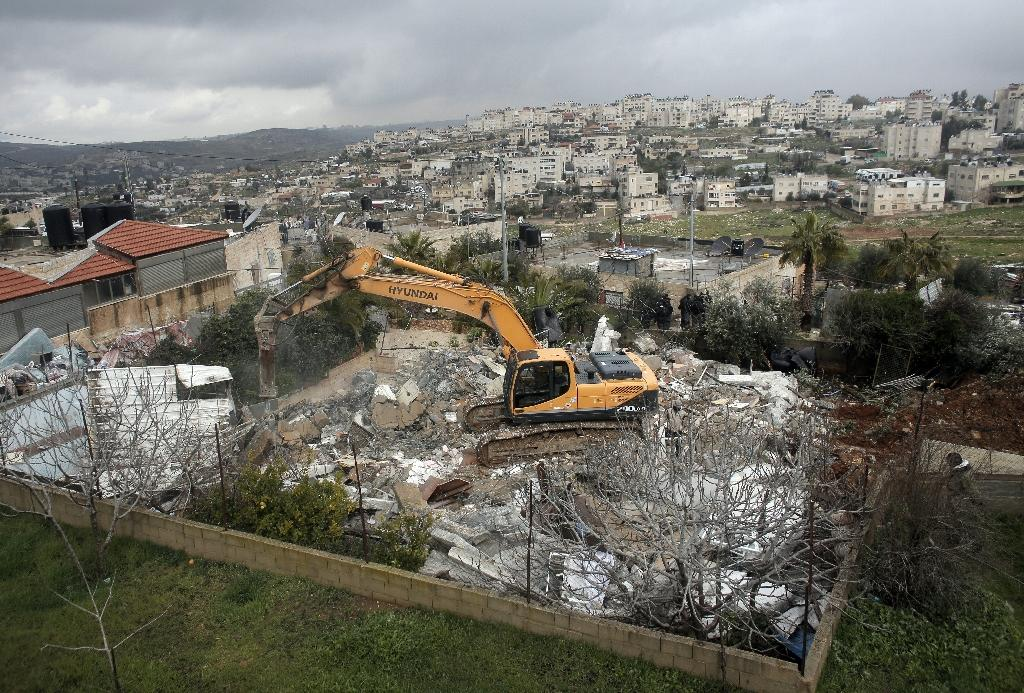 EU calls on Israel to halt demolition of Palestinian housing