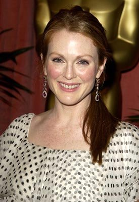 Julianne Moore Best Actress Nominee Far From Heaven Best Supporting Actress Nominee The Hours 75th Academy Awards Luncheon Beverly Hills, CA 3/10/2003