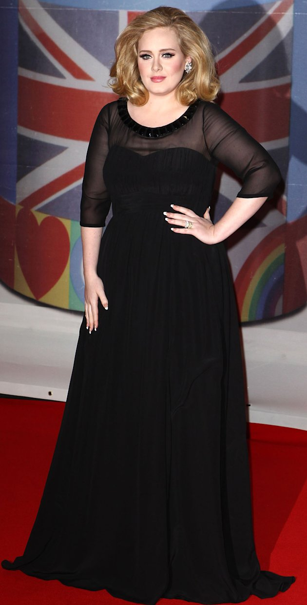 Adele to create a clothing collection for Burberry?
