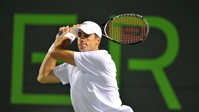 Tennis: Sony Open-Isner vs Cilic