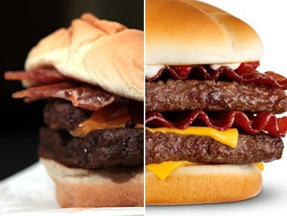 Image vs. reality in fast-food …