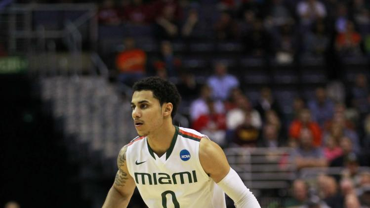 NCAA Basketball: NCAA Tournament-Marquette vs Miami