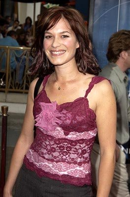 Franka Potente at the LA premiere of The Bourne Identity