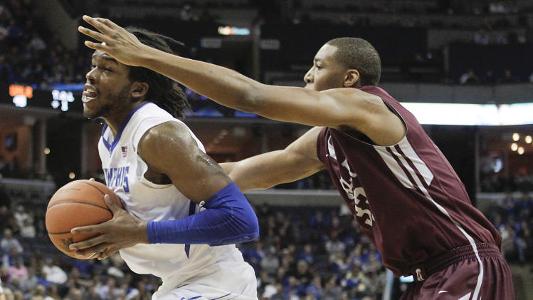 Goodwin helps No. 16 Memphis beat UALR 73-59
