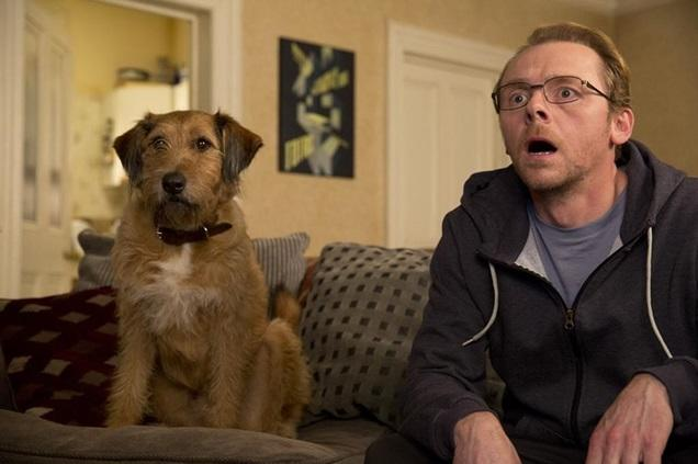 Monty Python, Simon Pegg, Robin Williams Comedy 'Absolutely Anything' To Screen For Studios