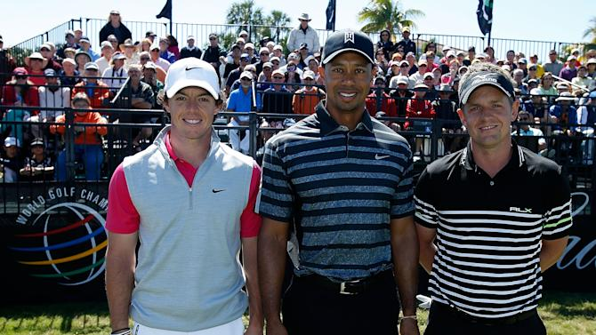 World Golf Championships-Cadillac Championship - Round One