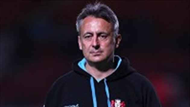 Nigel Davies admitted Gloucester were beaten by the better team