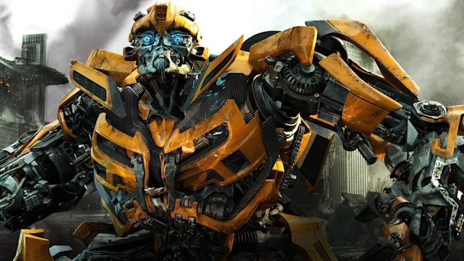 'Transformers 4' takes shape with help from China