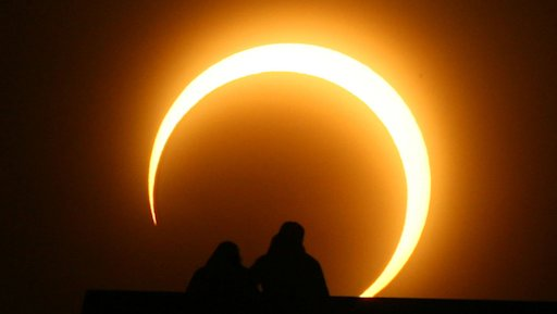 God Prepares Rare Ring of Fire Solar Eclipse, Gays to Blame