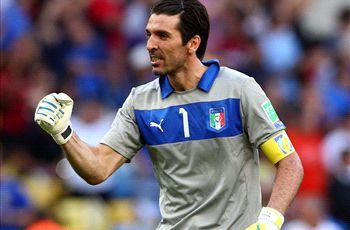 Chiellini: Buffon the best of all time