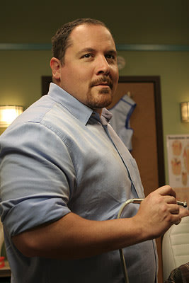 Jon Favreau as Dr. Bloom