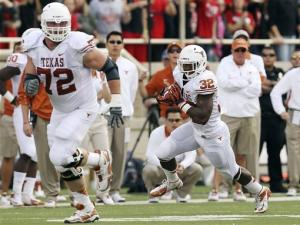 Texas upends No. 20 Texas Tech 31-22