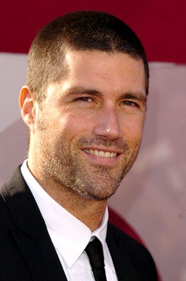 Matthew Fox 57th Annual Emmy Awards Arrivals - 9/18/2005