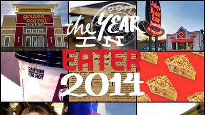 From Trendy Restaurant Menus to Giada's Rumored Diet: 2014's Most Popular Stories on Eater