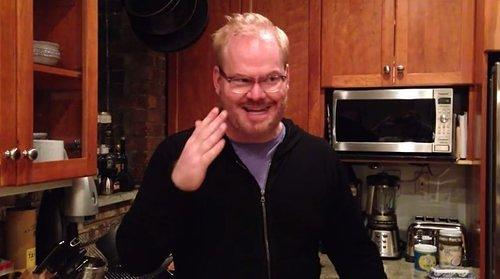 Video Interlude: Watch Comedian Jim Gaffigan Talk About His Upcoming Book, Food: A Love Story