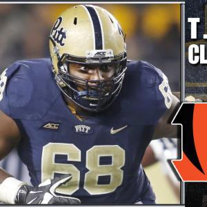 120 NFL Mock Draft: Cincinnati Bengals Select T.J. Clemmings