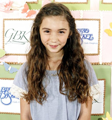 Girl Meets World Casts Rowan Blanchard as Ben Savage and Danielle Fishel's Daughter