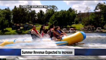 Tourism Officials Expect Record Summer For Travel In Minnesota