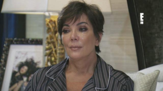 Kris Jenner In Tears Over Bruce Jenner's Transition: These Memories Don't Exist