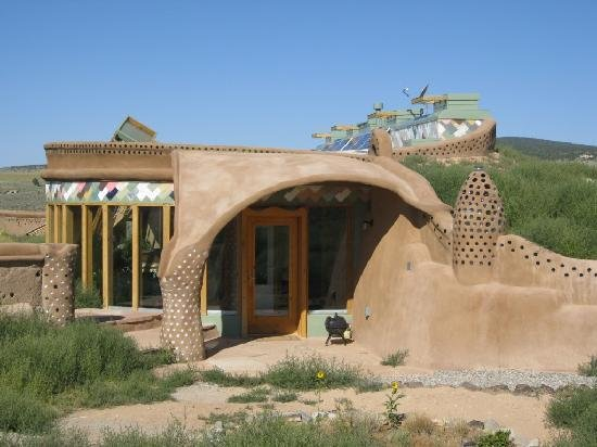 Earthship Biotecture in the U.S.
