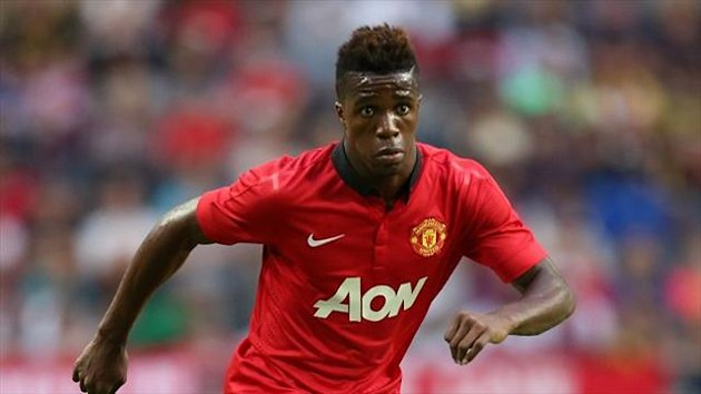 Wilfried Zaha could head out on loan in January (PA Photos)