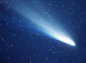 Comet Impacts May Have Jump-Started Life on Earth