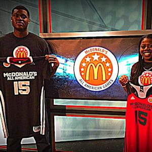 McDonald's All-Americans Talk The Perfect Pregame Music