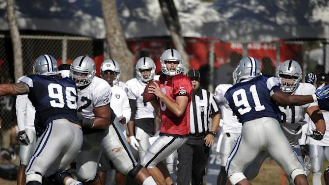 Cowboys' D leaves camp with even more questions