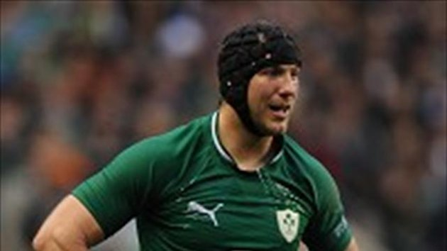 Stephen Ferris will miss another three months with an ankle injury