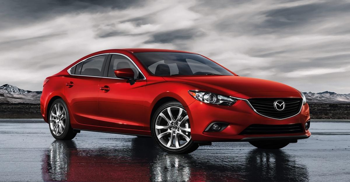 2015 Mazda6: Changing the Game