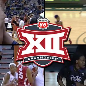 Big 12 WBB Championship Preview