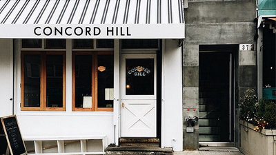 Already Over It, Angelo Romano Leaves Concord Hill One Month In