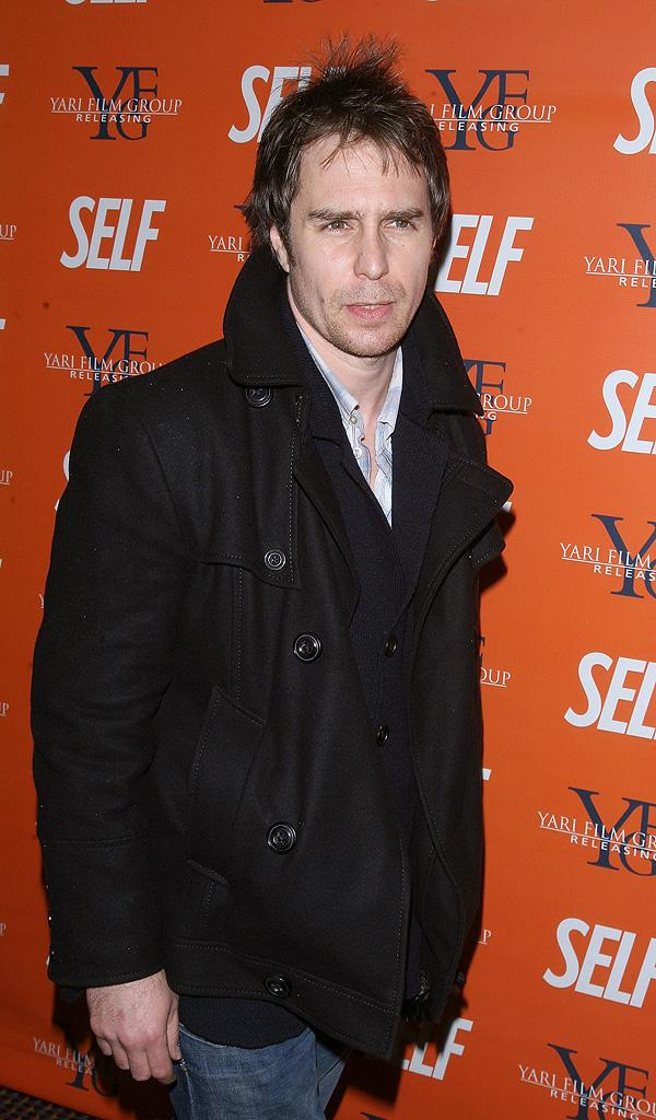 Nothing but the Truth NY Screening 2008 Sam Rockwell