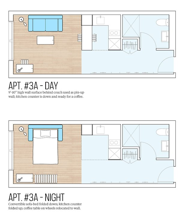 A model floorplan. Click the image to go to more architectural pictures.